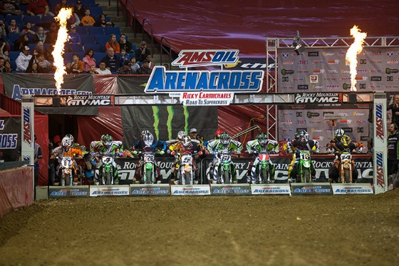 AMSOIL Arenacross at Freedom Hall