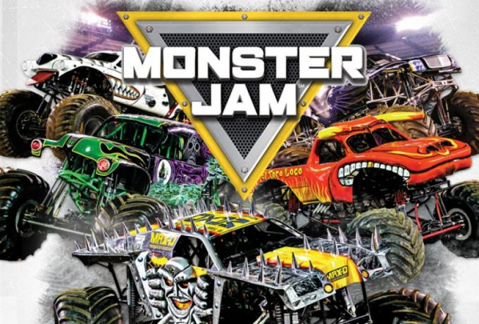 Monster Jam at Freedom Hall